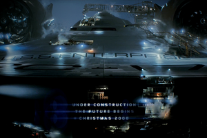 Star Trek XI Teaser Wallpaper by cjmcguinness