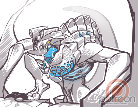 Fanart Friday - Pacific Rim by AdriOfTheDead