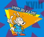 Happy Rocko Day 2011 by Netaro