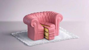 coucha cake by alys2