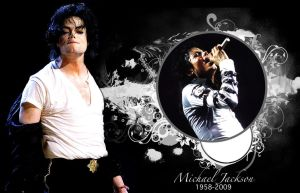 Michael Jackson Wallpaper by flaminghearts