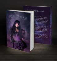 Sorceress - premade book cover by MihaelaJoeDesigns