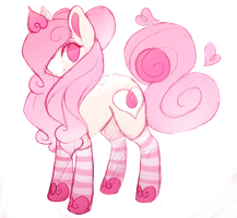 February Solutai Pony {DTA - Closed} by S-Adopts