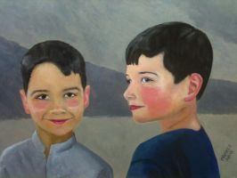 Smalls, Complete portraits by dianaprobst