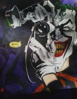 The Killing Joke by IVANJC775