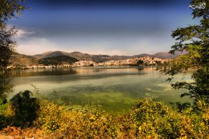 lake city view by archonGX