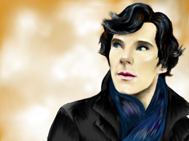 Sherlock number 2 by Coraline125