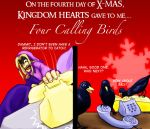 On the Fourth Day of X-Mas... by terriblenerd