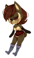 Sally.EXE Pixel (GiF) by Sammi-Arts