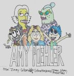 Amy Poehler Tribute by CelmationPrince