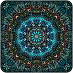 Joy - Mandala by Lilyas