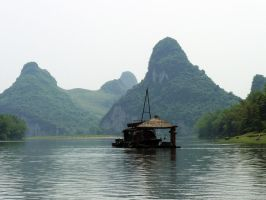 Up the Li River by LOVELLIEXOX
