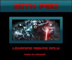 SITH-LRO-PSD by MLHdesigns