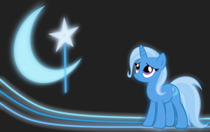 Trixie's Crescent Moon by Dann-The-Yoshi