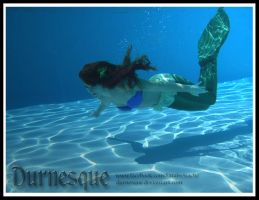 Little Mermaid, Under the Sea! by Durnesque