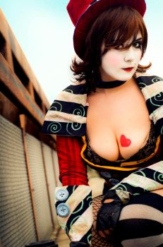 Moxxi- Found by DustbunnyCosplay