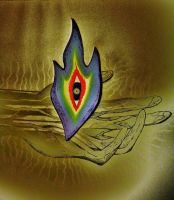 Lateralus Eye by Vulpessentia