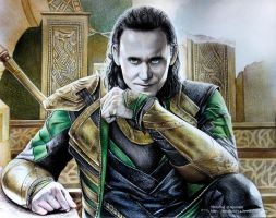 Loki (completed) by Natalisa234