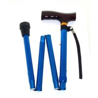 Height-adjustable-folding-cane by markrobinson9309