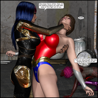 Alley Altercation 03 by LordSnot