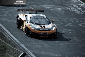McLaren MP4-12C GT3 VLN by Akwa22