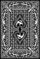 playing card design by SurfaceNick