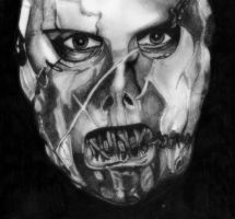 Slipknot - Paul Gray by deathlouis