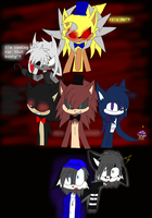 ~Five Nights at the Crazy House~ by ChibiChibiWoofWoof