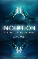 Inception-Wattpad Book Cover by a-storm-of-stars