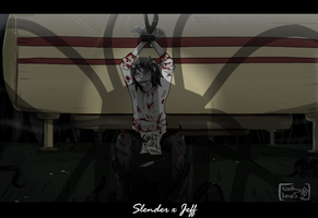 3 of 8 -SlenderxJeff- by NathyLove5