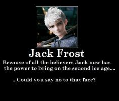 Jack Frost by LaunaWolf