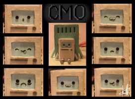 CMO Many Emotions by Macherz