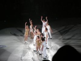 Stars on Ice-Cast by Ai-Don