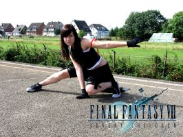 Tifa Cosplay by Mad-Chibi