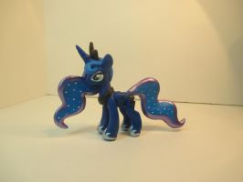 Luna addition to Etsy Store. by EarthenPony
