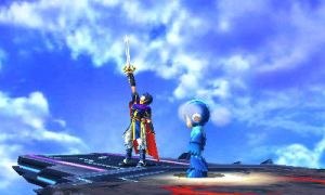 Marth's Skyward Sword audition. by PittheKidIcarus