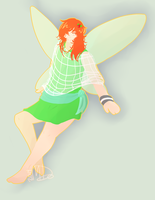 Admoneo- Tomato Fairy by KitsPokePeople