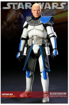 Sideshow Captain Rex by Spifster