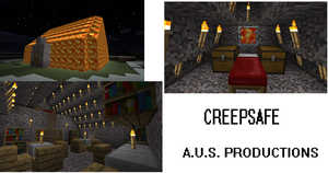SnowStone Creepsafe Houses by Aapur