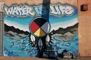 Water Is Life by waitingforlefty