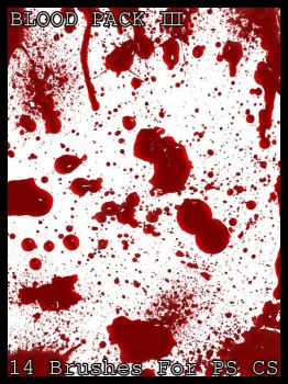 Blood Pack III by evilneil