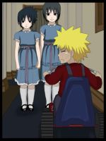 Come play with us Naruto by MechanicalPenguin