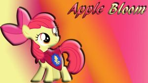 Apple Bloom Wallpaper by schocky