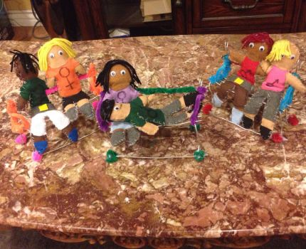 Equality Dolls. by fourgirls919