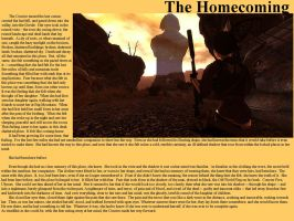 Page 1: the Homecoming by jonas66
