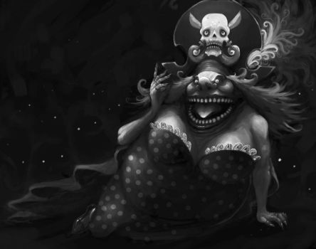 BIG MOM by awfulowafalo