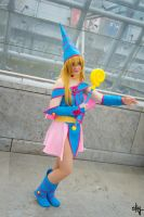 Dark Magician Girl Cosplay by SakumaKidouFan