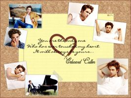 Edward Corkboard Desktop by daydream--believer