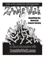 Zombie Walk Grayscale by sobkaen