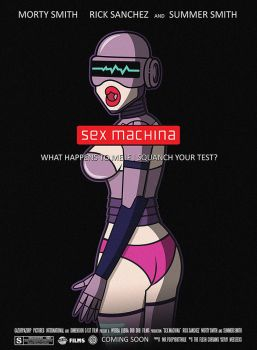 S_Ex Machina by donot182